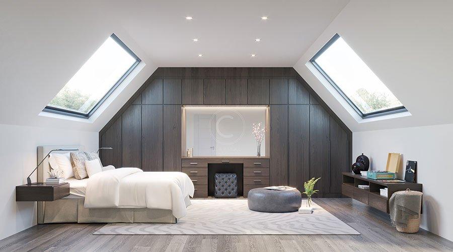 loft conversion glasgow 2
